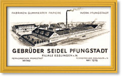 Seidel - gummed and coated papers